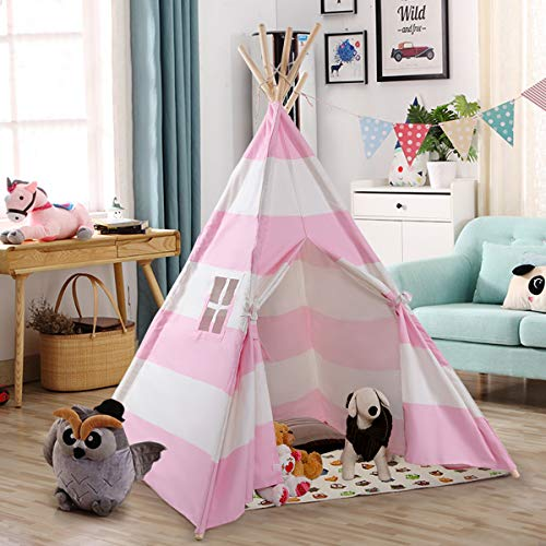 Costzon Kids Play Tent Indian Tent 5