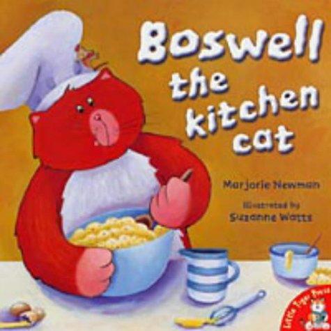 Download Boswell the Kitchen Cat pdf epub