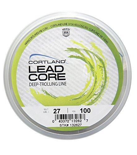Cortland 132627 Leadcore 10 Color