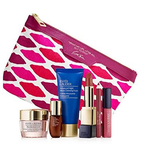Estée Lauder Advanced Night & Resilience Lift Set with cosm