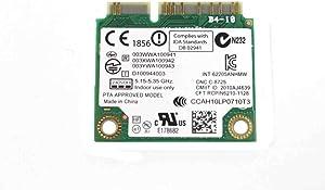 Dell Latitude E6530 Mini PCI-E 62205ANHMW Wireless Card X9JDY 0X9JDY CN-0X9JDY