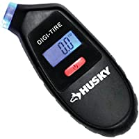 HomeDepot.com deals on Husky AAA0138J 4 in. Digital Tire with Gauge