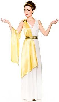 Adulto Mujer Diosa Griega Toga Disfraz Halloween / Carnaval (XL ...