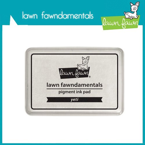 ndamentals Ink Pad - Yeti Ink ()