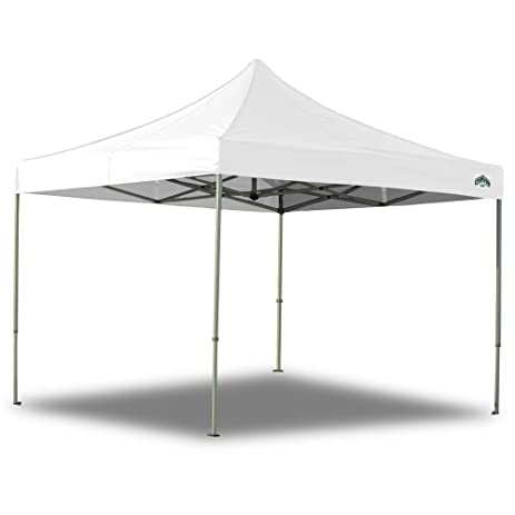 Caravan Canopy 10 X Foot Straight Leg Display Shade Commercial White