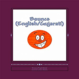 Bounce [Bilingual: English/Gujarati] Audiobook