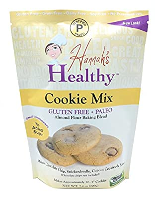 Hannah's Healthy Cookie Mix