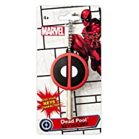 Llavero de PVC Soft Touch de Marvel Deadpool