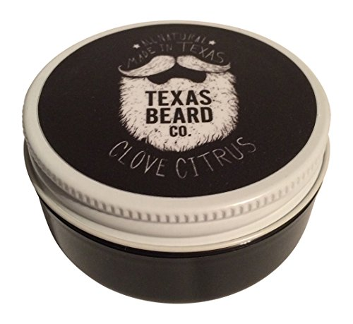 Clove Citrus Beard Balm Texas