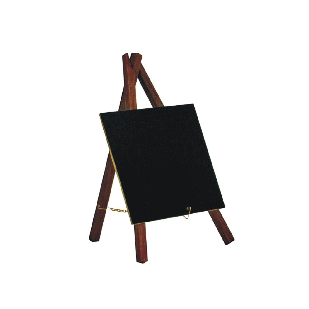 Kreidetafel Aufsteller Holz Staffelei Tafel Werbetafel Holztafel inkl 24 Kreide