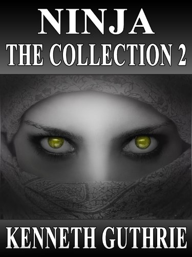 Amazon.com: Ninja: The Collection 2 (Stories 5-8) eBook ...