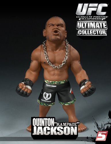 Buy Ufc Ultimate Collector Quinton Jackson Online At Low Prices