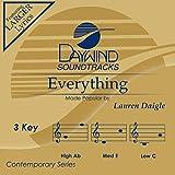Music : Everything [Accompaniment/Performance Track]