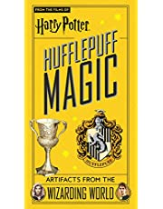 Harry Potter: Hufflepuff Magic - Artifacts from the Wizarding World