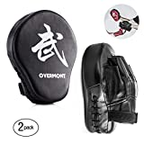 Overmont 2PCS Curved Punch Mitts Punching Mitts