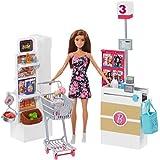 Barbie Supermarket Playset, Brunette