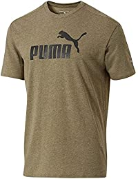 Men's No 1 Logo Perferated Graphic T-Shirt