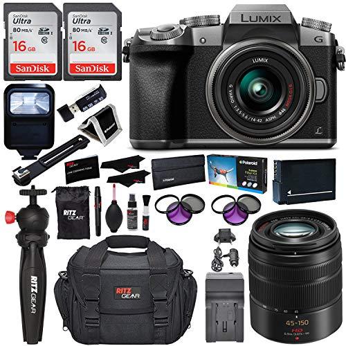 Panasonic LUMIX DMC-G7KS DSLM 4K Camera