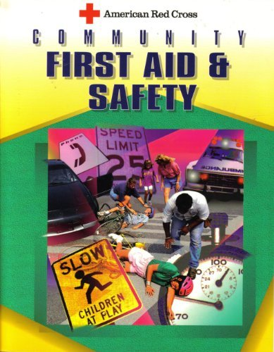 american red cross first aid manual current edition