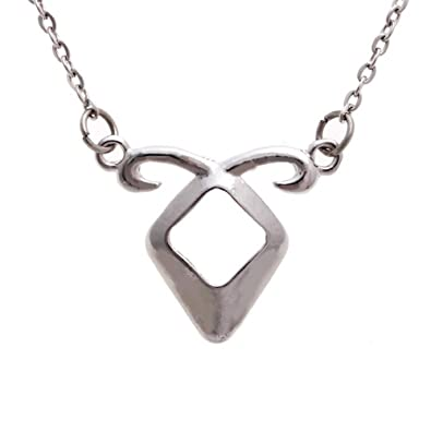Angelic Power Rune Necklace Inspired By The Mortal Instruments City
