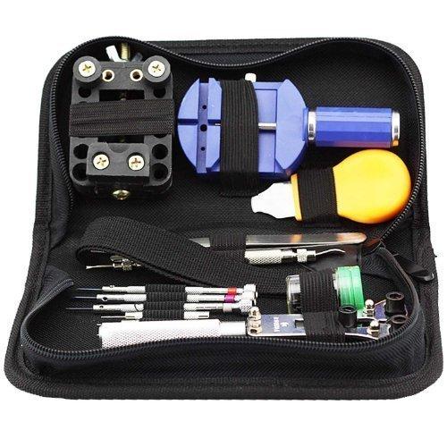 Watch Repair Tool Kit, Danibos Opener Link Remover Spring Bar Tool Carrying Case