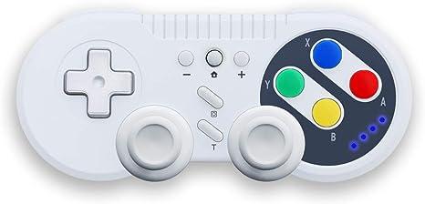 FUNE Pro Controlador Mando Inalámbrico para Nintendo Switch, Wireless Switch Pro Controller para Nintendo Switch: Amazon.es: Videojuegos