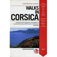 Walks in Corsica (Footpaths of Europe)
