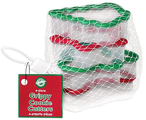 Wilton Holiday Comfort Grip Cookie Cutter Set, (Wilton Industries Cookie Cutters)