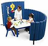 Classroom Divider in Blueberry (6 ft. L x 30 in. H)