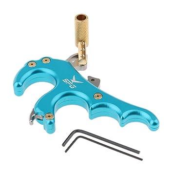 Baoblaze Einstellbare Archery Sehnenausl/öser Bogenschie/ßen Compoundbogen Release