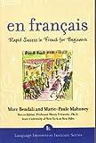 En Francais, Marc Bendali and Marie-Paule Mahoney, 0071406492