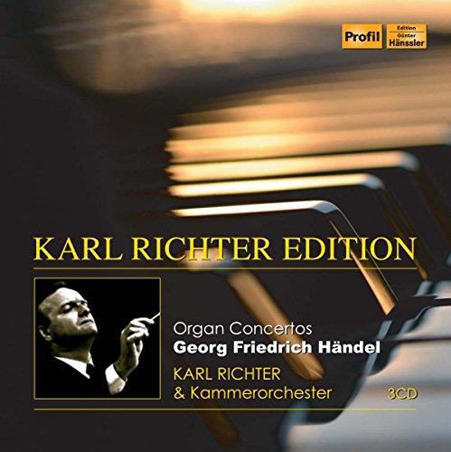 - Handel: Organ Concertos