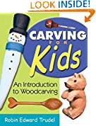 #10: Carving for Kids: An Introduction to Woodcarving