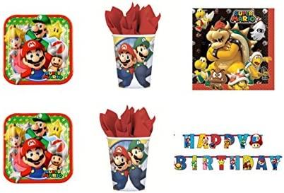 CdC - Juego de fiesta n.º 31 de Super Mario Bros y Luigi con ...
