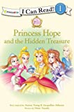 Princess Hope and the Hidden Treasure (I Can Read! / Princess Parables)