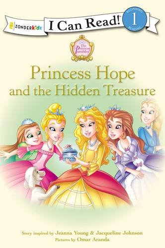 Princess Hope and the Hidden Treasure (I Can Read! / Princess Parables)