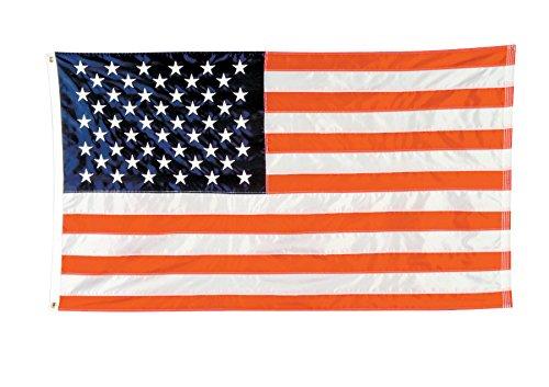 Baumgartens Nylon American Flags, 4 x 6 Feet (BAUTB4600)
