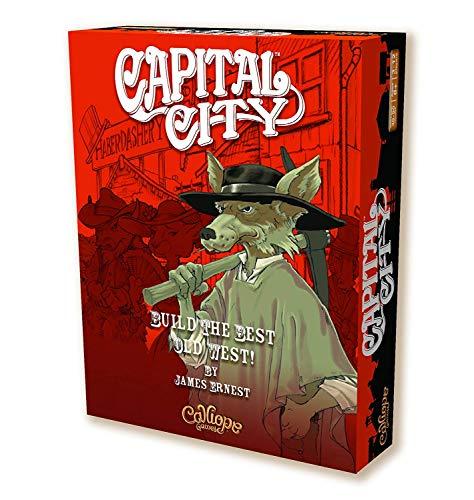 Calliope Games Capital City Board Games ()