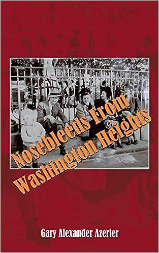 Nosebleeds From Washington Heights