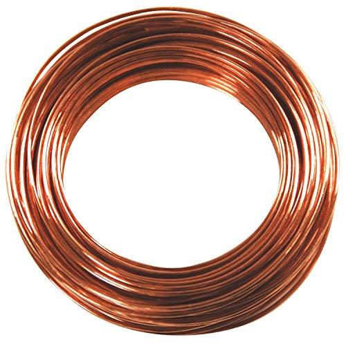 OOK 50162 20 Gauge, 50ft Copper Hobby Wire ()