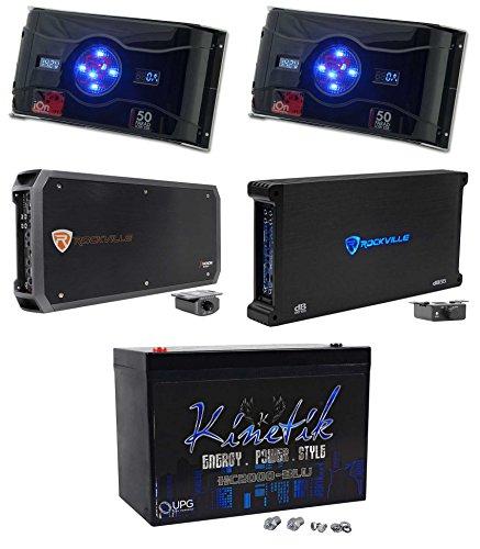 8000 watt dj amp - 2