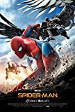 Spider-Man Homecoming Movie Poster Limited Print Photo Tom Holland, Michael Keaton, Robert Downey Jr. Size 27x40 #2