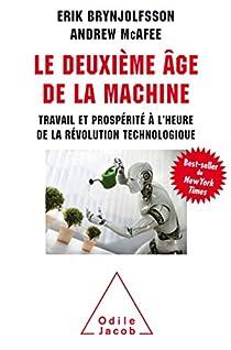 Le deuxième âge de la machine par Brynjolfsson