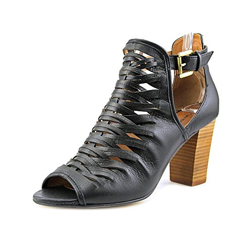 Chinese Laundry Womens Tatiana Split Suede Ankle Boot Black Size 7
