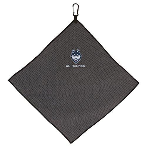 "Team Effort Connecticut Huskies 15"" x 15"" Microfiber Towel"