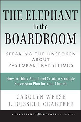 The Elephant in the Boardroom: Speaking the Unspoken about Pastoral - In Crabtree Stores