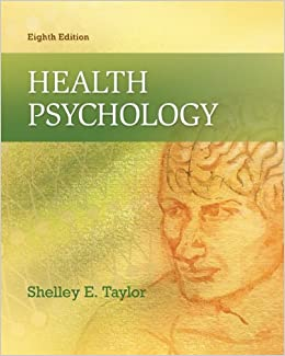 shelly e taylor book on healthy psychology
