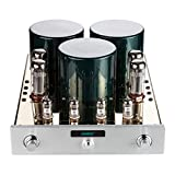 Gemtune MC-10T EL34B4 Hi-Fi Integrated Push-Pull Tube Amplifier Gemtune