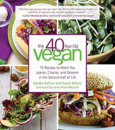 The 40-Year-Old Vegan