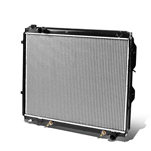 (DPI 2376 OE Style Aluminum Core High Flow Radiator For 01-07 Sequoia/Tundra 4.7 AT )